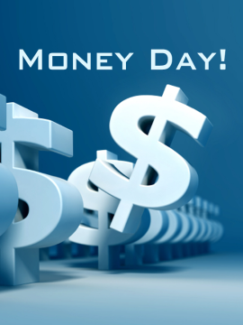 Money Day!